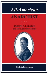 All-American Anarchist cover