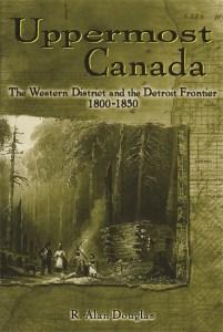 Uppermost Canada cover