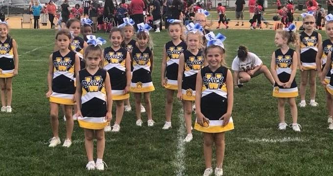 2021 Cheerleading Registration