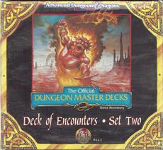 Deck of Encounters: Set Two