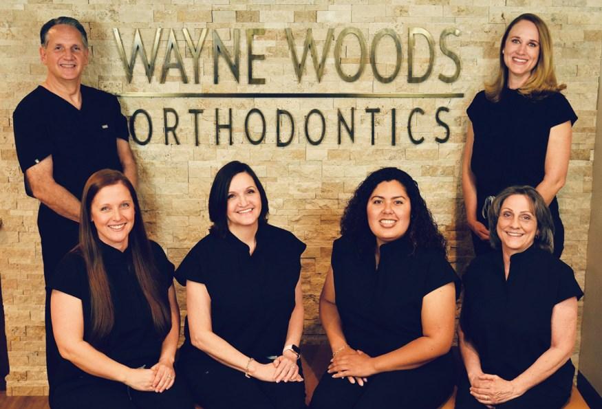 Wayne Woods Ortho team
