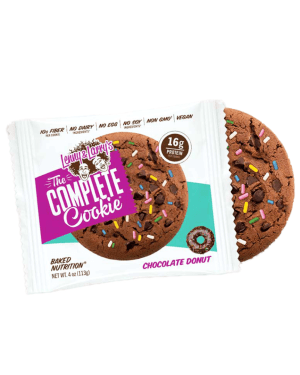 Lenny & Larry Complete Cookie - Chocolate Donut