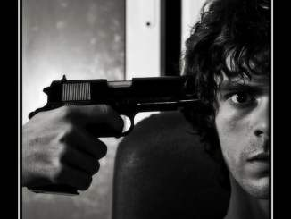 Held at Gunpoint (image by Wiros, Flickr)