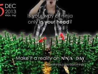 Make your way of ninja a reality!