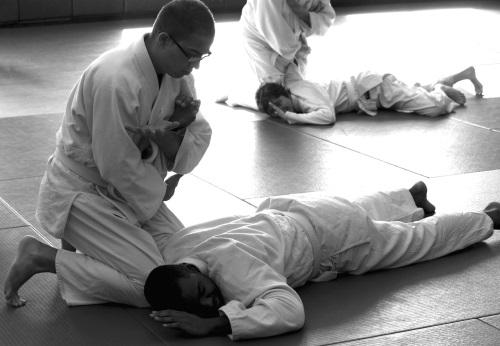 Aikido-beginner