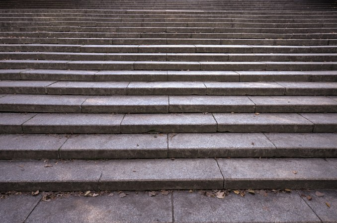 Turn huge goals into mini steps