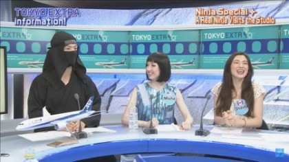 Tokyo Extra Ninja Special with Musashi Clan