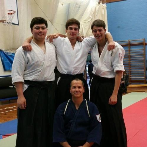 Aikido squad