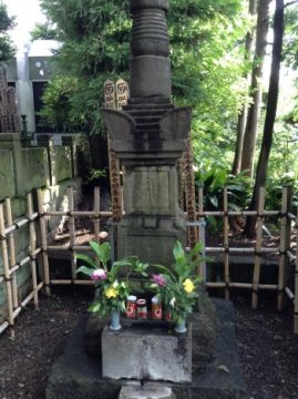 The Grave of Hattori Hanzo