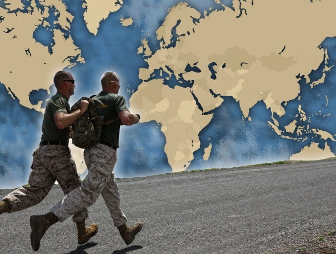 Army Fitness Tests Around the World