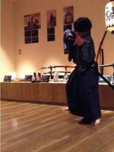 Samurai swordsmanship demonstration (4)