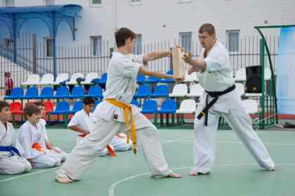 How long does it take to learn a martial art with decent beginner proficiency?