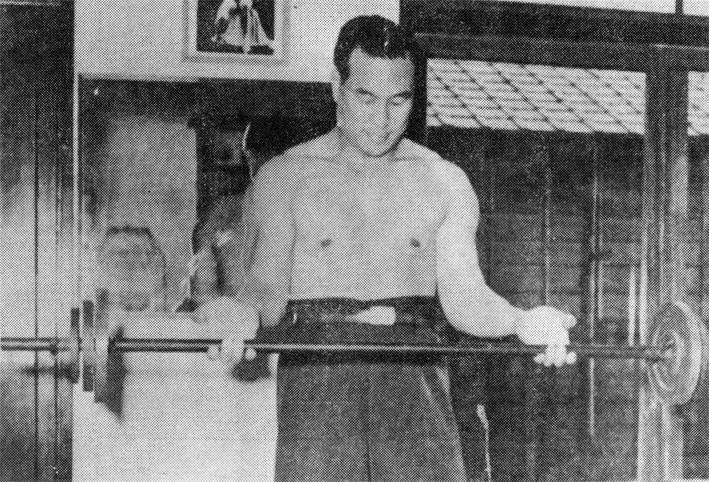 Masutatsu Oyama (Kyokushin Karate founder)