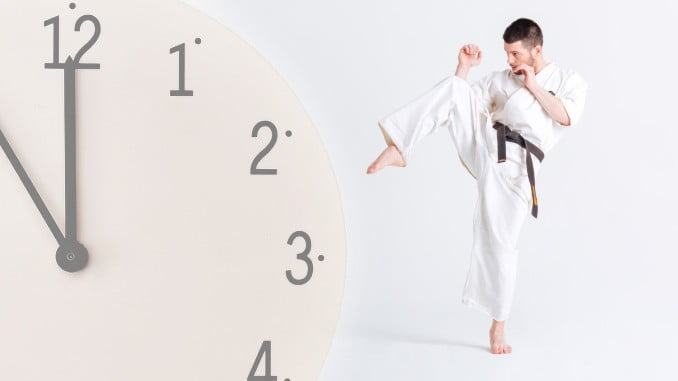 How Long Does It Take to Get a Black Belt (OR truly master martial arts)?