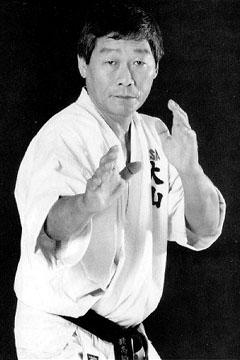 Shigeru Oyama (Oyama Karate founder)