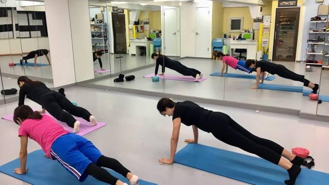Strengthening planks - Living with an Autoimmune Disorder
