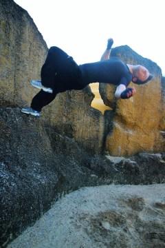 Dash Malone - Wall flip