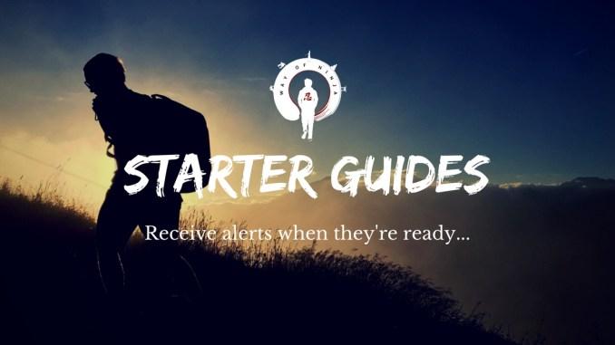 Get started and train like a ninja