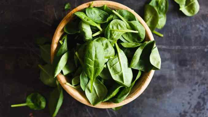 Leafy Green Vegetables - Living with an Autoimmune Disorder