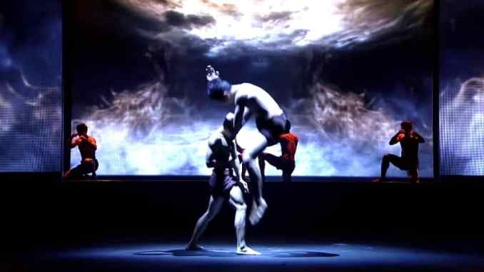 Muay Thai Live Act 2 The Prisoner with Eight Limbs