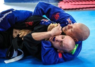 Joining a new martial art