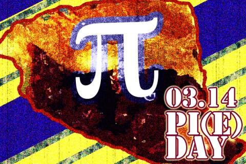 Pi Day 03.14 - PIE!