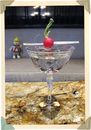 """""""Enjoy the Architecture"""" cocktail for the 30th Anniversary of Jim Henson's Fraggle Rock"""