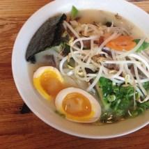 Daikaya Izakaya Ramen Vegetarian Miso Chinatown