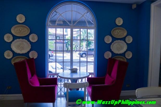 Cafe 1771 - Interiors
