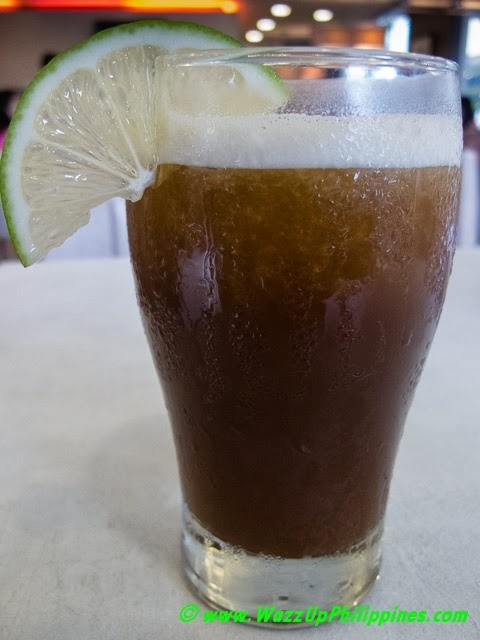 Photo of a glass of Aristocrat Iced Tea