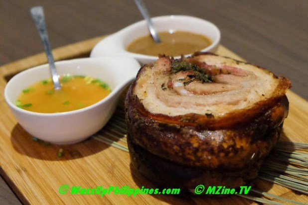 photo of Crackling Pork Belly dish