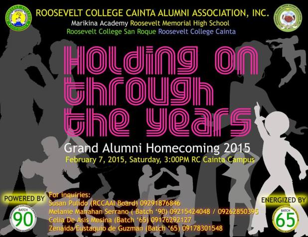 RCC Grand Alumni Homecoming