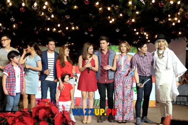 Araneta Center Christmas Tree Lighting with Kapamilya Stars Vice Ganda James Reed-0630
