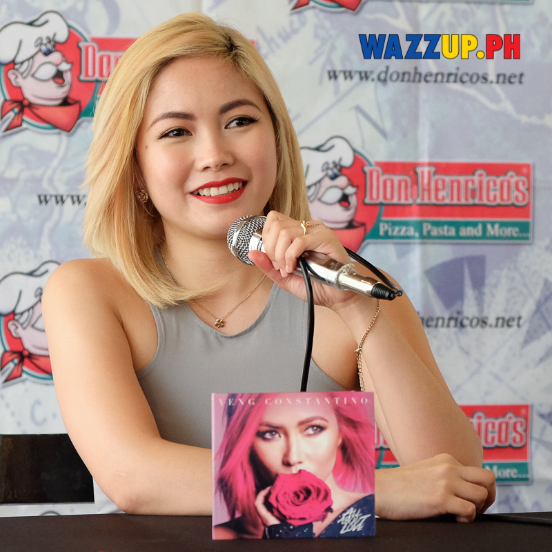 Yeng Constantino Love Songs