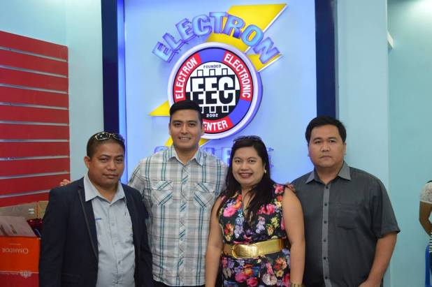alfred vargas electron opening sm novaliches