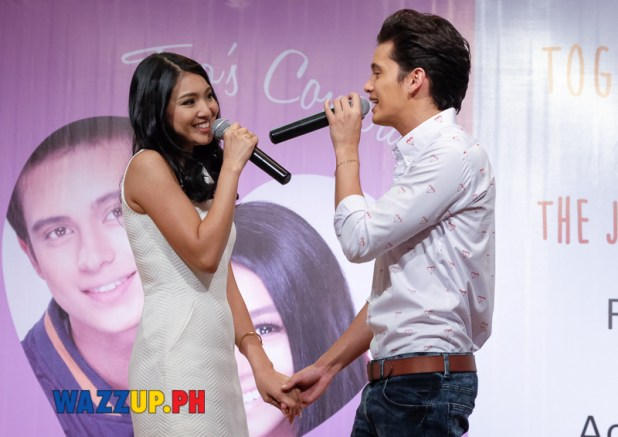 Jadine Fever Tour James Reid Nadine Lustre at Fairview Terraces-1884