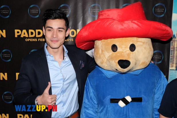 Kim Chiu Xian Lim Star Magic Artists at the Paddington movie celebrity night-1117