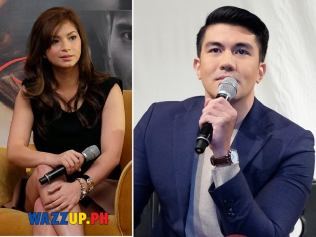 Luis Manzano proposing to Angel Locsin Deal or No Deal-