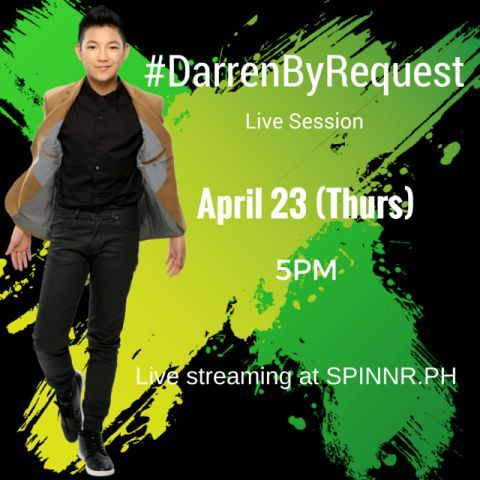 darren by request by spinner