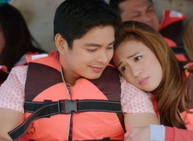toni gonzaga and coco martin  youre my boss movie review