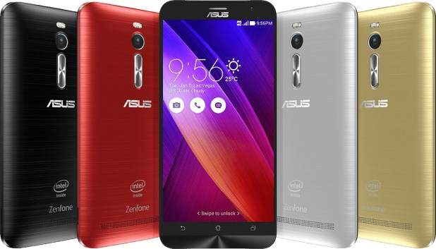 Asus Zenfone 2 Specifications and Prices in the Philippines colors