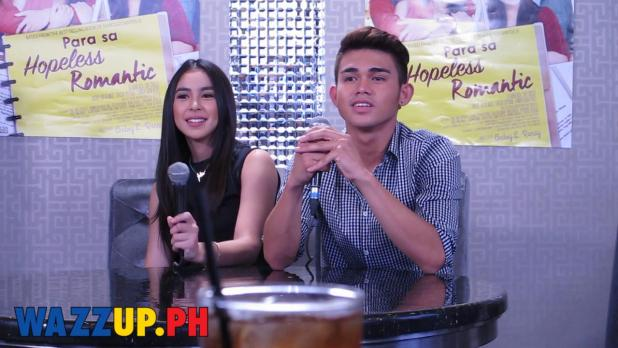 JulNigo PSHR Para Sa Hopeless Romantic Blogcon with Inigo Pascual Julia Barretto 1