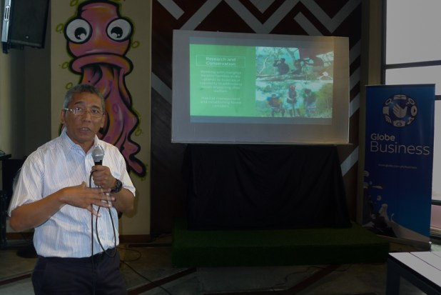 Globe Business and Philippine Eagle Foundation releases Pamana  back into the wild this Independence day-1120639