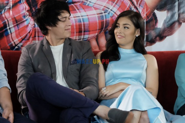Just the way you are Grand Presscon movie Lisa Soberano Enrique Gil-9100