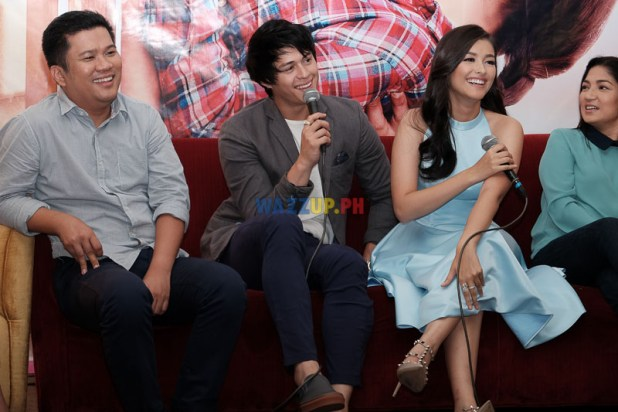 Just the way you are Grand Presscon movie Lisa Soberano Enrique Gil-9140