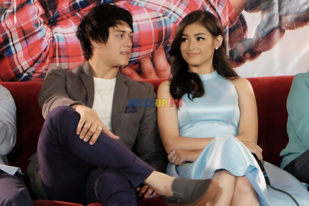 Just the way you are Grand Presscon movie Lisa Soberano Enrique Gil-9322