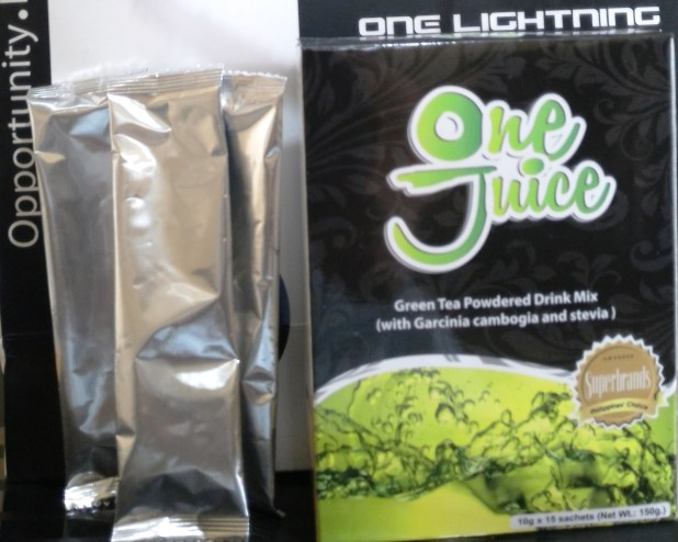 One Juice by One Lightning