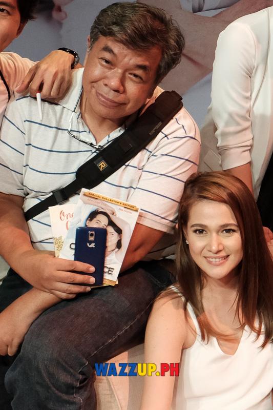 One More Chance Movie Book DVD Launch with John Lloyd Cruz Bea Alonzo Dimples Romana-7449-2