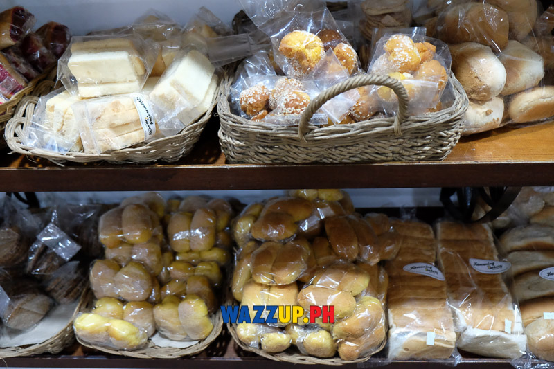 Traditional Pinoy Breads