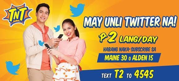 ALDub Twitter Record Alden15 Maine30 Unli Twitter promo October 3 T2 to 4545